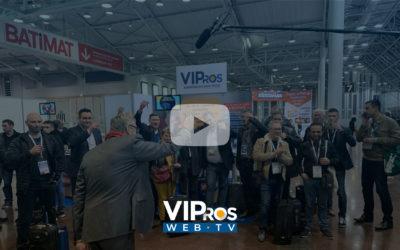 [VIPros TV] À Batimat avec un bus d'artisans !