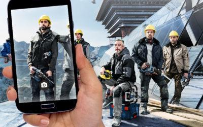 Bosch Professional vous offre un outil électroportatif en échange d'une photo… et d'une inscription à VIPros !