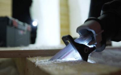 """En Suède, un """"hôtel-igloo"""" sculpté dans la glace avec BOSCH PROFESSIONAL"""