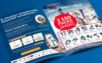 """Bosch choisit un format numérique et interactif pour son catalogue """"Les Indispensables"""""""