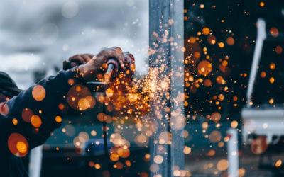 Conditions de travail des serruriers – métalliers : risques et points d'amélioration