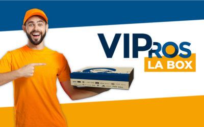 VIPros BOX : en 2021, un coffret cadeau pour les artisans VIPros