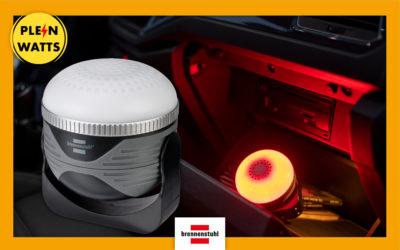 Test de Oli, la petite nouvelle lampe portable de Brennenstuhl | Plein Watts