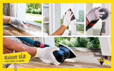 Solutions pour la rénovation des fenêtres | Maison sia