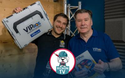 VIPros invité spécial de l'Instant Pro de Bichon TV