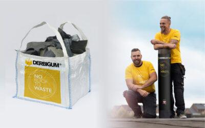 "Derbigum : une approche ""circulaire"" du recyclage"