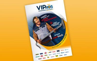 Découvrez le nouveau catalogue VIPromos !