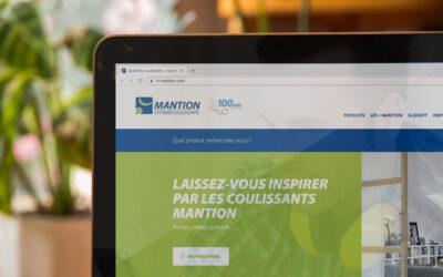Le nouveau site Mantion, pensé pour les artisans installateurs