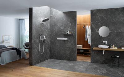 Comment les douches encastrées hansgrohe génèrent de la valeur pour les installateurs
