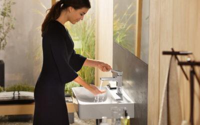 Économiser de l'eau et de l'énergie avec hansgrohe