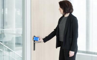 JPM innove dans le contrôle d'accès avec SMARTair®